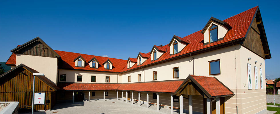 001 Rokodelski Center Ribnica Stavba