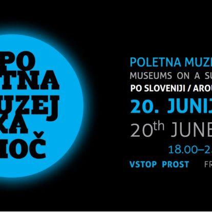 Poletna muzejska noč 2015 v Muzeju Ribnica