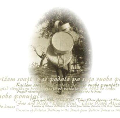 Predstavitev razstavnega kataloga  Križem svajt so se podalə pa sujo ruobo ponujalə