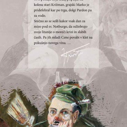 Predstavitev publikacije o Ribnici in Ribničanih. Zapiski Janka Trošta.