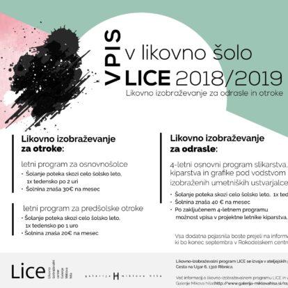 Lice Oglas 2018