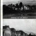 Dolenja Vas Okrog 1900