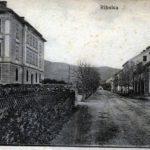 Ribnica Okrog 1910 Kolodvorska