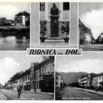 Ribnica Okrog 1930 Kolodvor0001