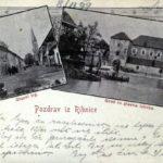 Ribniki Trg In Grad1899