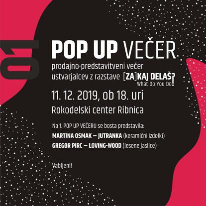 Banner Kartica Pop Up VeČer 01