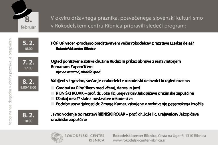 Slovenski Kulturni Praznik 2020