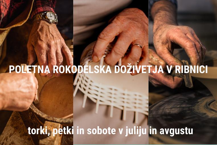 Drsnik Poletna Rokodelska Doživetja